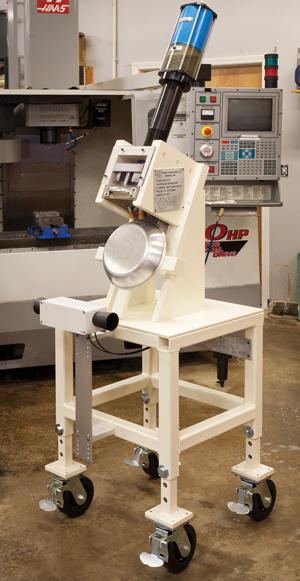 Stamping Presses Produce At The Pace Of Customer Demand