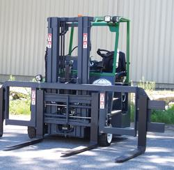 Image of forklift