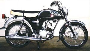 Yamaha Twinjet 100