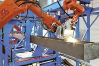 Structural steel automation at the end of the line - TheFabricator.com