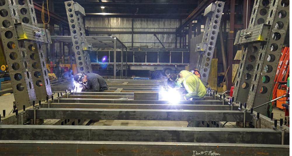 Structural Tube Fabrication Getting A Solid Connection