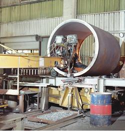 Submerged Arc Welding Optimization The Fabricator