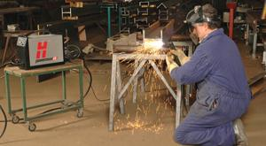 Successful plasma cutting counts on consumables - TheFabricator