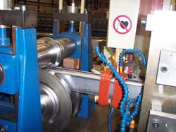 Rollforming high frequency roll tools
