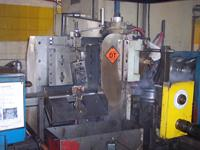Rollforming high frequency slag removal