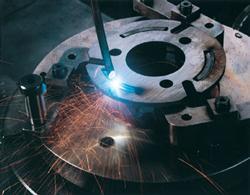 Laser welding image