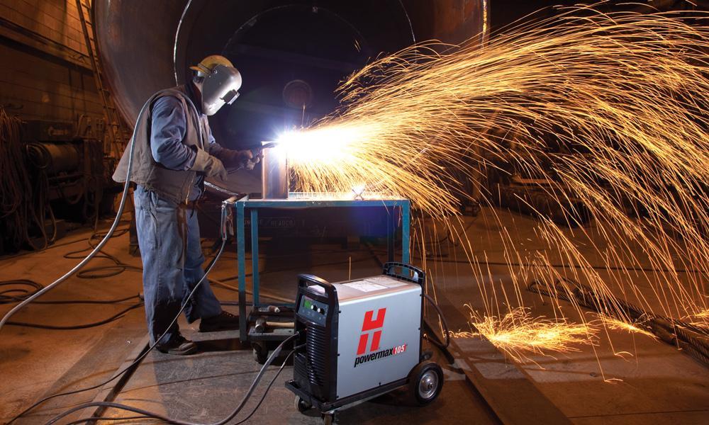Taking Plasma Cutting Training To The Next Level