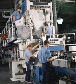 Manufacturing training image