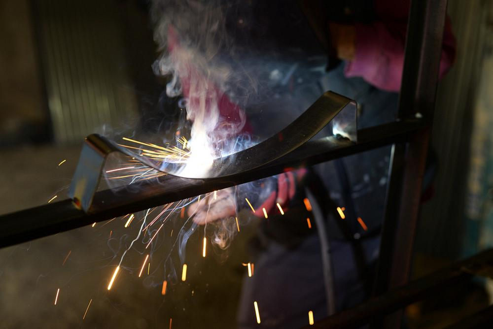 the impact of welding fumes on The health effects of welding fume can vary considerably this is due to the health effects being dependant on the particular metal, fluxes and cleaning agents that may be present within the welding process.