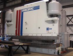 Pacific press brake