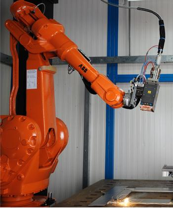 The evolution of precision robotics - TheFabricator.com