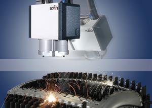 Rofin laser welding image