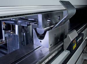 Press brake maintenance