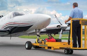 atlanta attachment plane tug