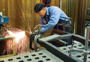 Atlanta Precision Machining employee