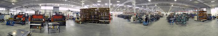 Atlanta Attachment's shop floor