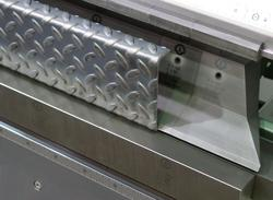 The Science Of Bending Perforated Sheet And Tread Plate
