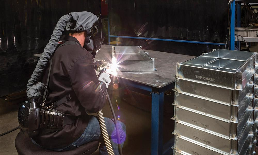 The Wide World Of Welding Stainless Steel The Fabricator