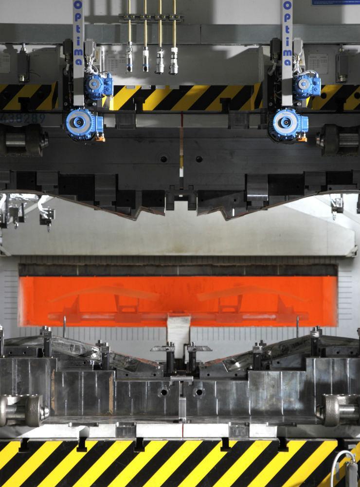 Thermodur 2383 Supercool Tool Steel From Deutsche Edelstahlwerke