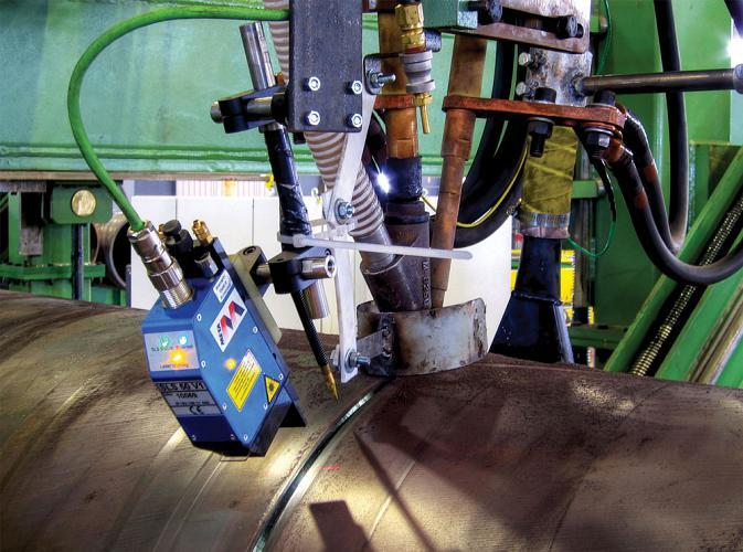 Thinking About Submerged Arc Welding The Fabricator