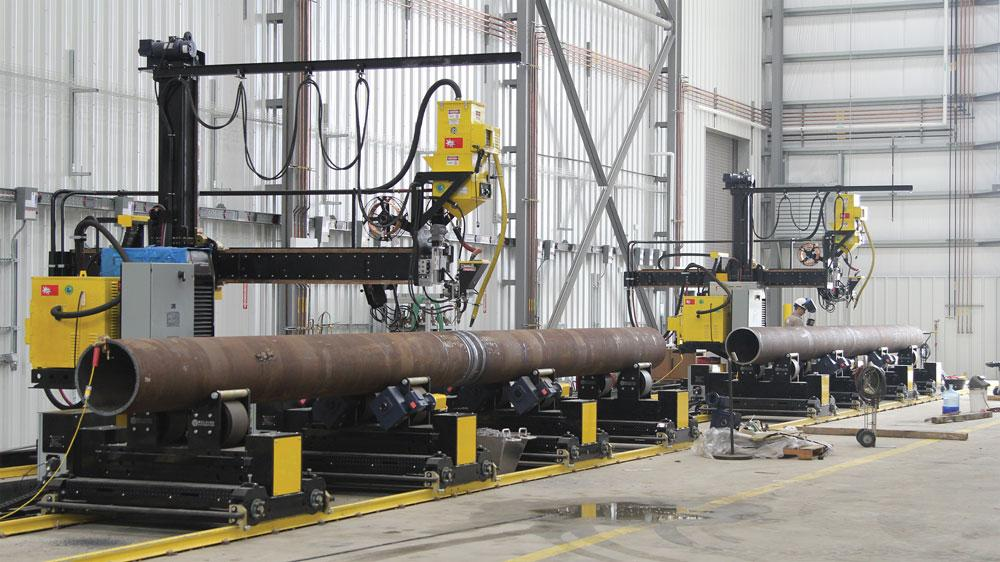 Thinking About Submerged Arc Welding