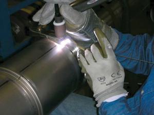 TIG Titanium Tubing