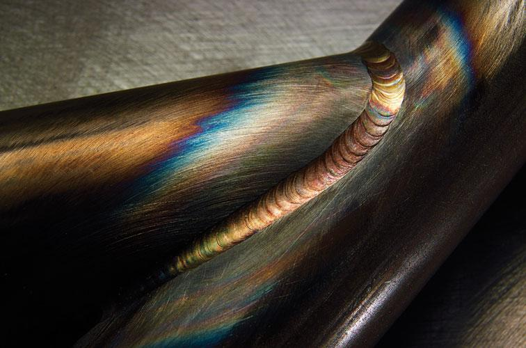 tig welding when looks matter the fabricator. Black Bedroom Furniture Sets. Home Design Ideas