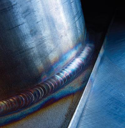 Tig Welding When Looks Matter The Fabricator