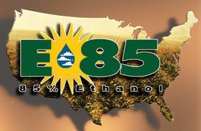 E-85 graphic