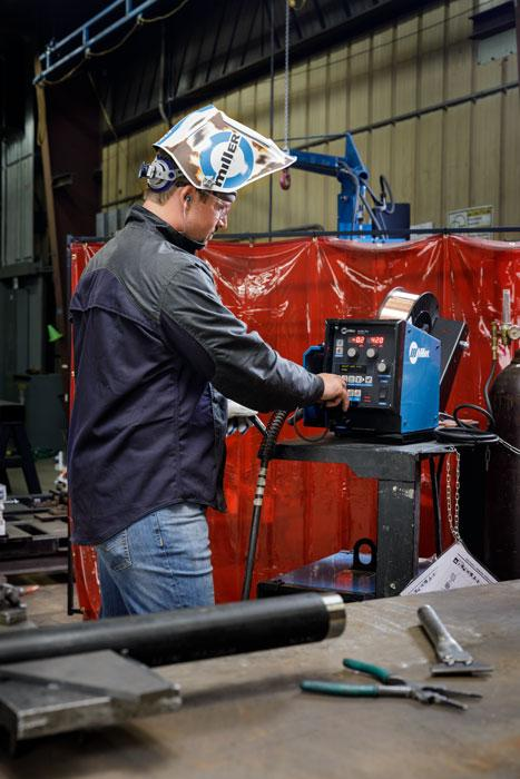 Performance Technology: Today's Simplified Welding Technology Designed To Boost