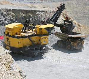 p and h mining