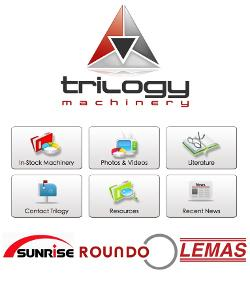 Trilogy Machinery introduces iPhone®, iPad® app - TheFabricator.com
