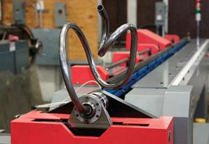 Tube Bending With No Straights No Problem The Fabricator
