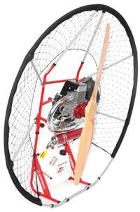 Paraglider motor