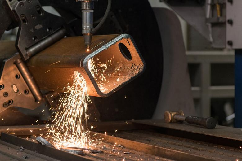 Tube Laser Cuts Beveling Weld Prep Time The Fabricator