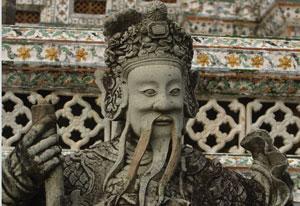 Bankok Buddha Statue