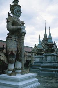 Wat Phra Keo Temple