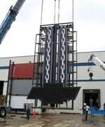Chevrolet Billboard constructio