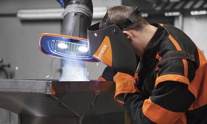 Un Resumen Sobre La Ventilaci 243 N Al Soldar The Fabricator