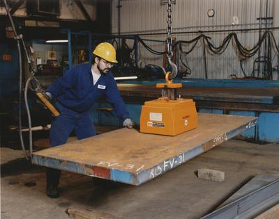 Understanding lift magnet compliance - TheFabricator.com