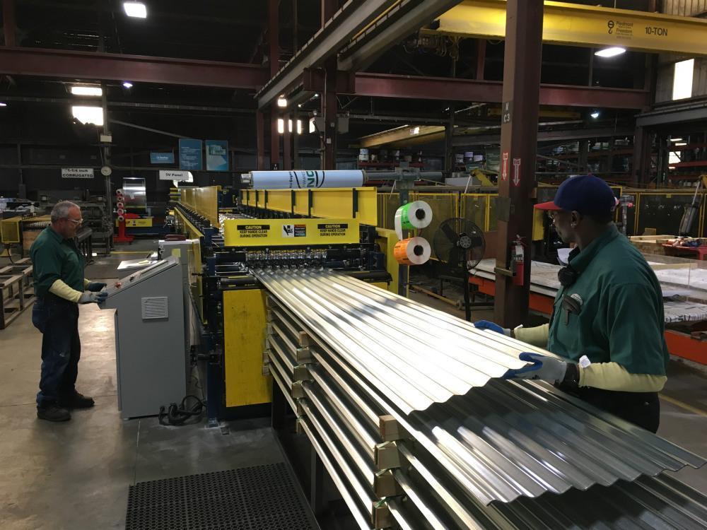 Union Corrugating Adds Capabilities To North Carolina