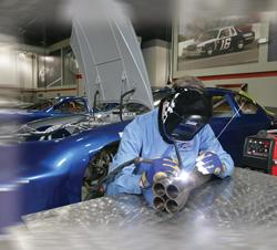 Image of Penske Welder