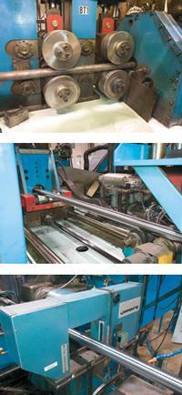 Barstock processes