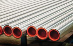 Chrome plating tube stock