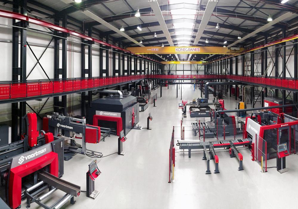 Voortman Steel Machinery opens Voortman Experience Center ...