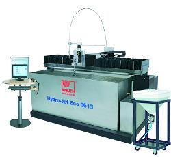 Waterjet cutting system designed for distortion-free contour cutting - TheFabricator