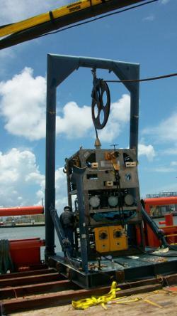 Waterjet technology helps BP cap Gulf oil leak - TheFabricator