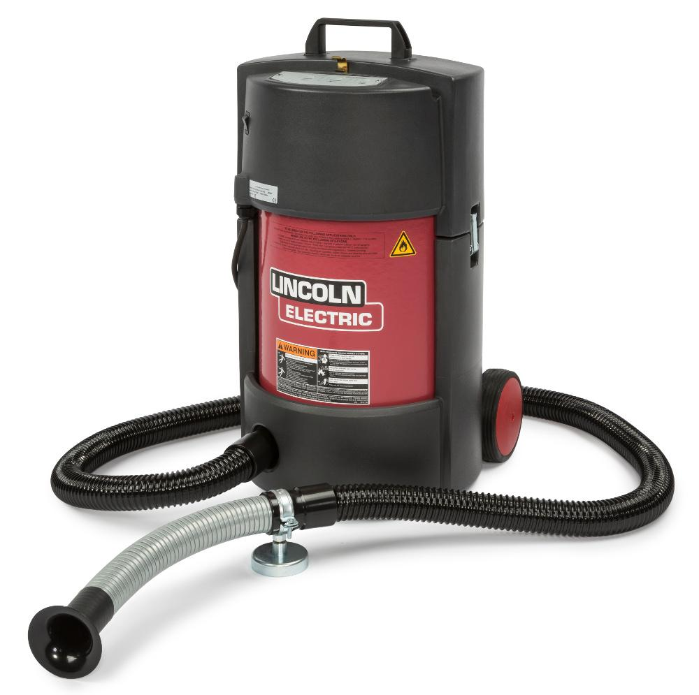 Welding Fume Extraction Systems : Weld fume extractor designed for on the go welders