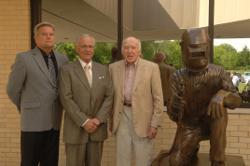Welder 'Bob' dedicated as Hobart Institute celebrates 80 years - TheFabricator