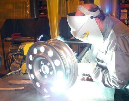 alloy welding aluminum